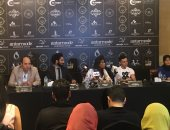 مؤتمر cairo fashion show