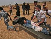 جانب من العنف ضد الفلسطينين