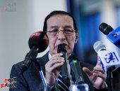 حمدى الكنيسى رئيس اللجنة التأسيسية لنقابة الاعلاميين