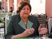 الدكتورة مؤمنة كامل الأمين العام للهلال الأحمر المصرى