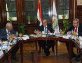 وزير الزراعة يترأس اجتماع الهيئة العامة للاصلاح الزراعي