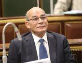 الدكتور عبد المنعم البنا وزير الزراعة واستصلاح الأراضى