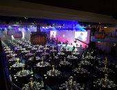 القاعة المستضيفة لحفل جوائز الأفضل فى إنجلترا