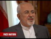 محمد جواد ظريف وزير خارجية إيران فى حواره مع سى بى إس