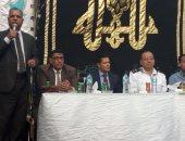 المصريين الأحرار يرعي إنهاء خصومة ثأريه بين عائلتين بالوراق
