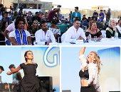 حفل مواهب ملكات جمال العالم
