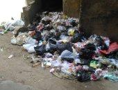 القمامة فى شوارع الشرابية