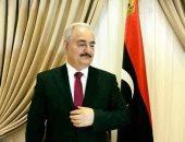 القائد العام للقوات المسلحة الليبية المشير خليفة حفتر