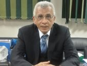 الدكتور حاتم قابيل أمين نقابة التجاريين الفرعية بالقاهرة