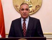 اللواء أبو بكر الجندى وزير التنمية المحلية