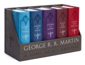 أغنية الجليد والنار سلسلة روائية للكاتب جورج مارتن