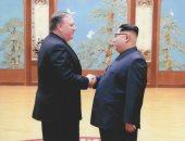 مايك بومبيو وزعيم كوريا الشمالية