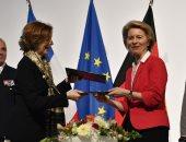 وزيرة الجيوش الفرنسية فلورنس ووزيرة الدفاع الألمانية اورسولا