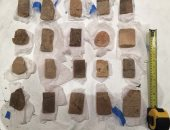 قطع أثرية - أرشيفية