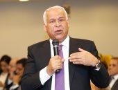 النائب فرج عامر رئيس لجنة الشباب والرياضة بمجلس النواب