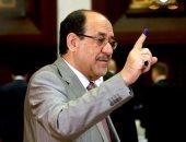 نورى المالكى رئيس ائتلاف دولة القانون فى العراق