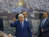 محمود عباس أبو مازن الرئيس الفلسطينى