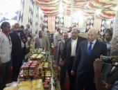 محمد أبو القاسم رئيس الغرفة التجارية بمحافظة أسوان