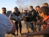 جانب من احداث غزة