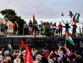 مظاهرات فلسطين- أرشيفية