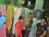 معرض ملابس - صورة أرشيفية