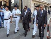 اللواء مصطفى النمر مدير أمن الإسكندرية السابق