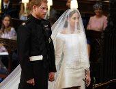 زفاف هارى وميجان