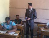 الدكتور أحمد الجيوشى نائب وزير التربية والتعليم