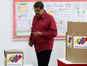 رئيس فنزويلا فى الانتخابات