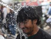 موجة حر فى باكستان