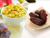 أطعمة رمضان -صورة أرشيفية