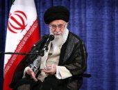 آية الله على خامنئى المرشد الأعلى للجمهورية الاسلامية فى إيران