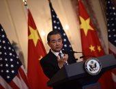 وزير الخارجية الصينى وانج يى