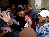 تشييع جثمان فلسطينى