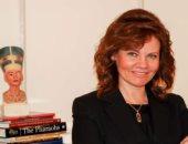 إيفيتا شولتسا سفيرة لاتفيا بالقاهرة