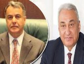 سامح عاشور نقيب المحامين والسفير محمد الربيعى