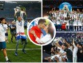 فرحة ريال مدريد