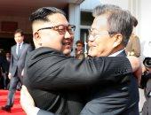 زعماء كوريا الجنوبية والشمالية