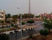 أمطار فى مدينة طور سيناء