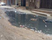 انتشار مياة الصرف
