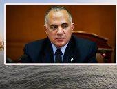 الدكتور محمد عبد العاطى، وزير الموارد المائية والرى
