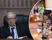 الدكتور حسين عيسى رئيس لجنة الخطة