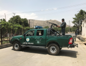 الشرطة الأفغانية ـ صورة أرشيفية