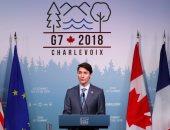 رئيس الوزراء الكندى جاستن ترودو