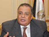 المستشار إبراهيم الهنيدى رئيس اللجنة التشريعية ولجنة القيم بالنواب