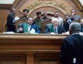 أحدى محاكمات الجماعة الأرهابية - أرشيفية