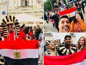 مشجعين مصريين