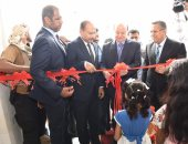 الرئيس عبدربه وبن دغر خلال الافتتاح