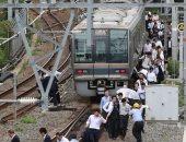 إخلاء محطة قطارات