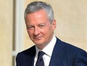 برونو لومير وزير المالية الفرنسى